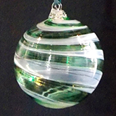 Glass Ornament 2
